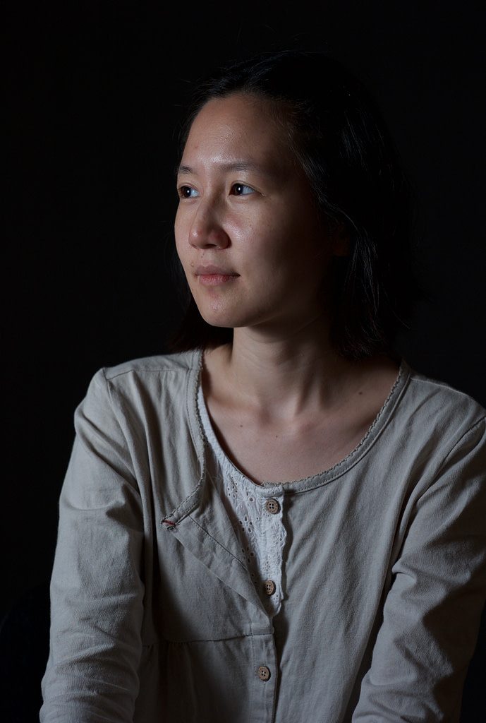 JimOrca from JimOrca Studio takes picture of Dawn Fung